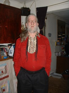 Dennis, Christmas 2007