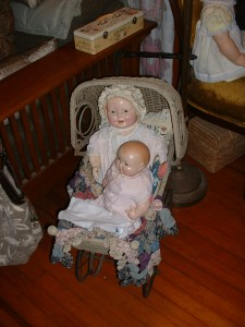 the doll carriage