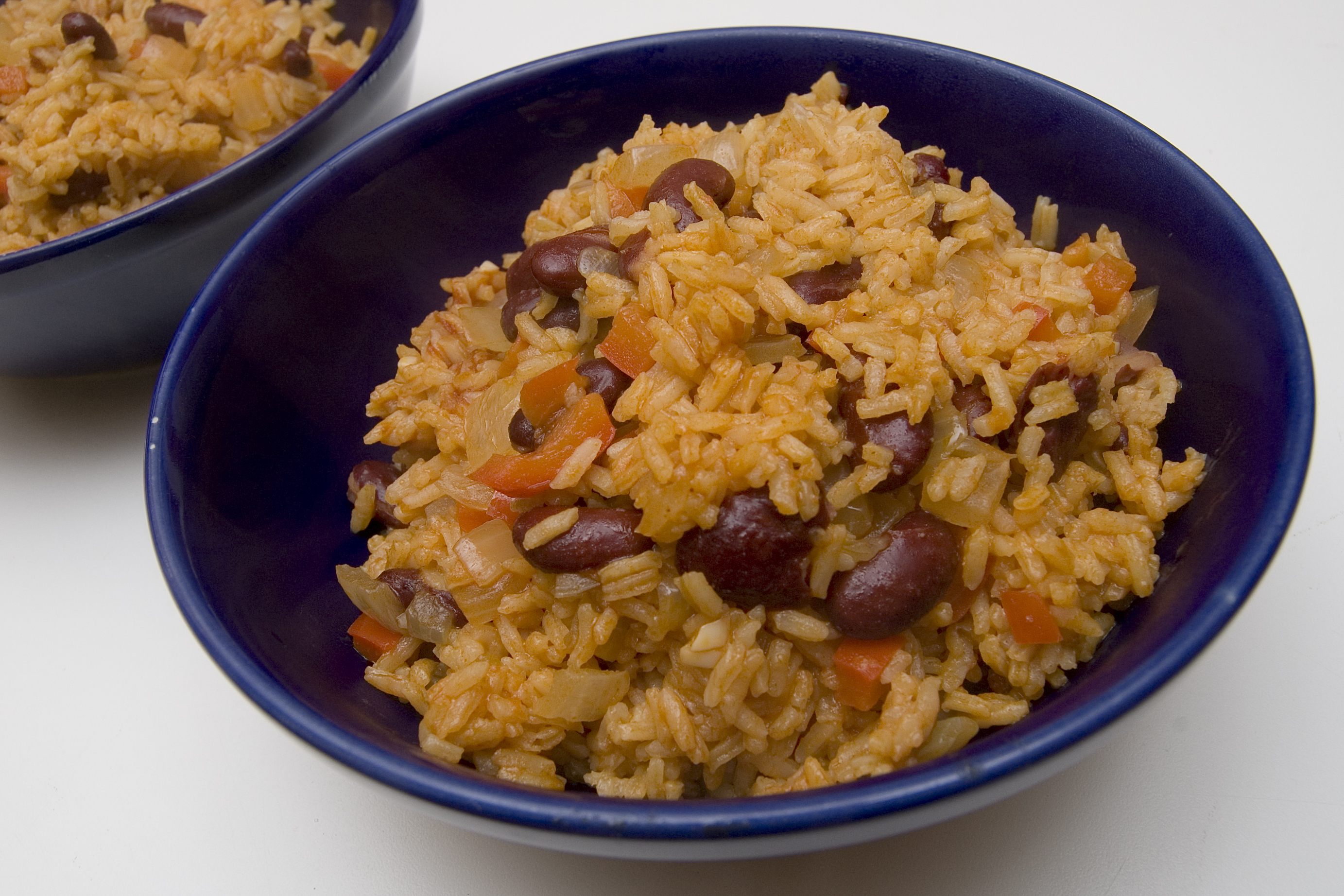 Fusco's Kitchen Opens: Red Beans & Yellow Rice | Octobia's Blog