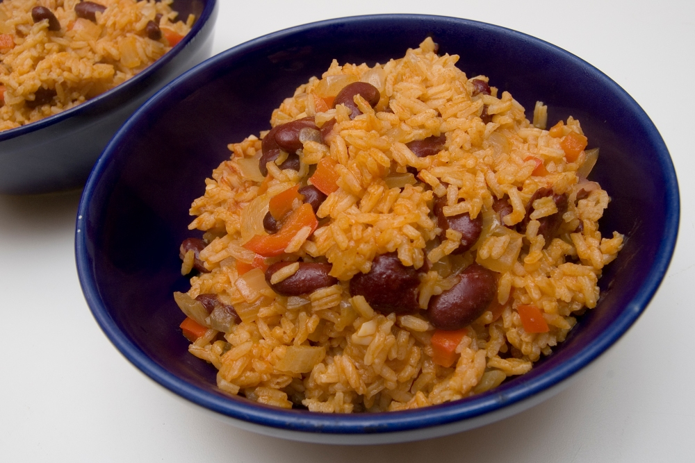 Fusco's Kitchen Opens: Red Beans & Yellow Rice (1/2)